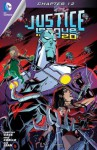 Justice League Beyond 2.0 (2013- ) #12 - Christos Gage, Iban Coello