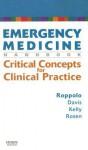 Emergency Medicine Handbook: Critical Concepts for Clinical Practice - Lynn Roppolo, Sean Kelly, Daniel Davis, Peter Rosen