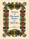 Treasury of Illuminated Borders in Full Color - Carol Belanger Grafton