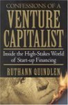 Confessions of a Venture Capitalist - Ruthann Quindlen