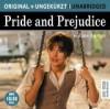Pride And Prejudice original + Ungekürzt - Jane Austen