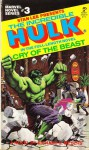 The Incredible Hulk: Cry of the Beast - Richard S. Meyers