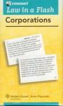 Corporations Liaf 2007 (Law in a Flash) - Steven L. Emanuel