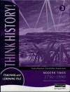 Think History: Foundation Pupil Book 3 - Modern Times, 1750-1990 (Think History) - Susan Willoughby