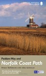 Peddar's Way and Norfolk Coast Path: 90 Miles from Breckland to Salt Marsh and Sea Cliffs (National Trail Guides) - Bruce Robinson, Mike Robinson