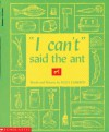 I Can't Said The Ant - Polly Cameron
