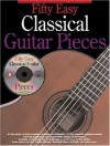 50 Easy Classical Guitar Pieces (Music Sales America) - Jerry Willard
