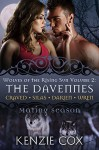 The Davennes: Wolves of the Rising Sun (Volume 2) - Kenzie Cox