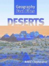 Deserts (Geography Fact Files) - Anna Claybourne