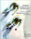 Student Interactive Workbook for Starr and McMillan's Human Biology Seventh Edition - Shelley Penrod, Beverly McMillan, Shelley Penrod