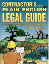 Contractor's Plain-English Legal Guide [With CDROM] - Quenda Behler Story