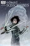 Edward Scissorhands #1 - Kate Leth, Drew Rausch, Gabriel Rodriguez