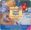 Family Night Fun (Familyfun Kits Series) - Experts at FamilyFun Magazine, Deanna Cook