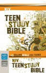 NIV Teen Study Bible - Lawrence O. Richards, Sue W. Richards