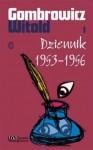 Dziennik 1953-1969 (Dziennik, tom 1-3) - Witold Gombrowicz