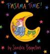 Pajama Time Lap Book - Sandra Boynton