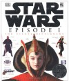 Star Wars: Episode I - The Phantom Menace: The Visual Dictionary - David West Reynolds