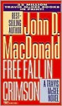 Free Fall in Crimson - John D. MacDonald