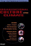 The International Handbook of Organizational Culture and Climate - Susan Cartwright, Cary L. Cooper