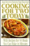 Cooking for Two Today - Jean Hewitt, Marjorie Blanchard