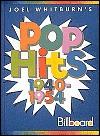 Pop Hits 1940-1954 (Hardcover) - Joel Whitburn