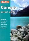 Berlitz Canada (Berlitz Pocket Guides) - Berlitz Guides, Berlitz Publishing Company