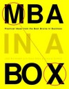MBA in a Box: Practical Ideas from the Best Brains in Business - Joel Kurtzman, Glenn Rifkin