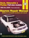 Buick, Oldsmobile &Amp; Pontiac Fwd Models Automotive Repair Manual - Mike Stubblefield, John Harold Haynes
