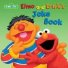 Elmo and Ernie's Joke Book (Sesame Street) (Sesame Street Board Books) - Naomi Kleinberg, Tom Brannon