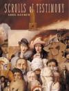 Scrolls of Testimony - Abba Kovner, Edward A. Levenston, Irving Greenberg, Eddie Levenson, Irving (Yitz) Greenberg