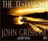 The Testament (Audio) - John Grisham, Henry Levya