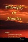 Philosophy of Ministry - Major Morrison