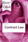 Q&A Contract Law 2011-2012 - Richard Stone