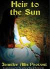 Heir to the Sun - Jennifer Allis Provost