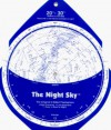 The Night Sky 20°-30°N (Large) Star Finder - David S. Chandler, David Chandler Company, Milky Way by Don Davis