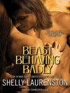 Beast Behaving Badly (Audible Download) - Shelly Laurenston, Charlotte Kane