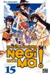 Le maître magicien Negima : tome 15 - Ken Akamatsu
