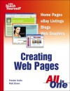Sams Teach Yourself Creating Web Pages All in One - Preston Gralla