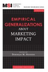 Empirical Generalizations about Marketing Impact (Relevant Knowledge Series) - Dominique Hanssens