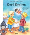 Benni Benimm zeigt Tipps und Tricks, wie man sich gut benimmt: Buch mit Serviettenring und Kinderserviette - Jutta Belke, Susanne Szesny