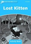 Dolphin Readers: Level 1: 275-Word Vocabulary Lost Kitten Activity Book - Craig Wright