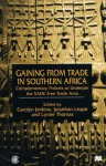 Gaining From Trade In Southern Africa: Complementary Policies To Underpin The Sadc Free Trade Area - Carolyn Jenkins, Jonathan Leape, Lynne Thomas