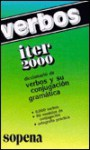 Diccionario De Verbos Y Su Conjugacion Gramatica (Iter 2000) - Equipo Editorial