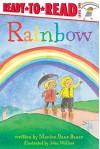 Rainbow (Weather Ready-to-Reads) - Marion Dane Bauer, John Wallace