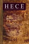 Hece 191 [Yazarlar ve Klasikleri] - Kolektif