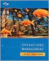Operations Management [With CDROM] - R. Reid, Nada Sanders
