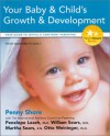 Your Baby and Child's Growth and Development: Your Guide to Joyful and Confident Parenting - Penny A. Shore, William Sears, Penelope Leach