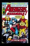 Avengers: The Big Three - Steve Englehart, Sal Buscema, George Pérez, Jack Kirby, Alan Weiss, Stan Lee, Gerry Conway, Jim Shooter