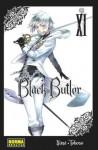Black Butler vol. 11 (Bolsillo con sobrecubierta) - Yana Toboso