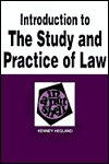 Introduction to the Study and Practice of Law in a Nutshell - Kenney Hegland